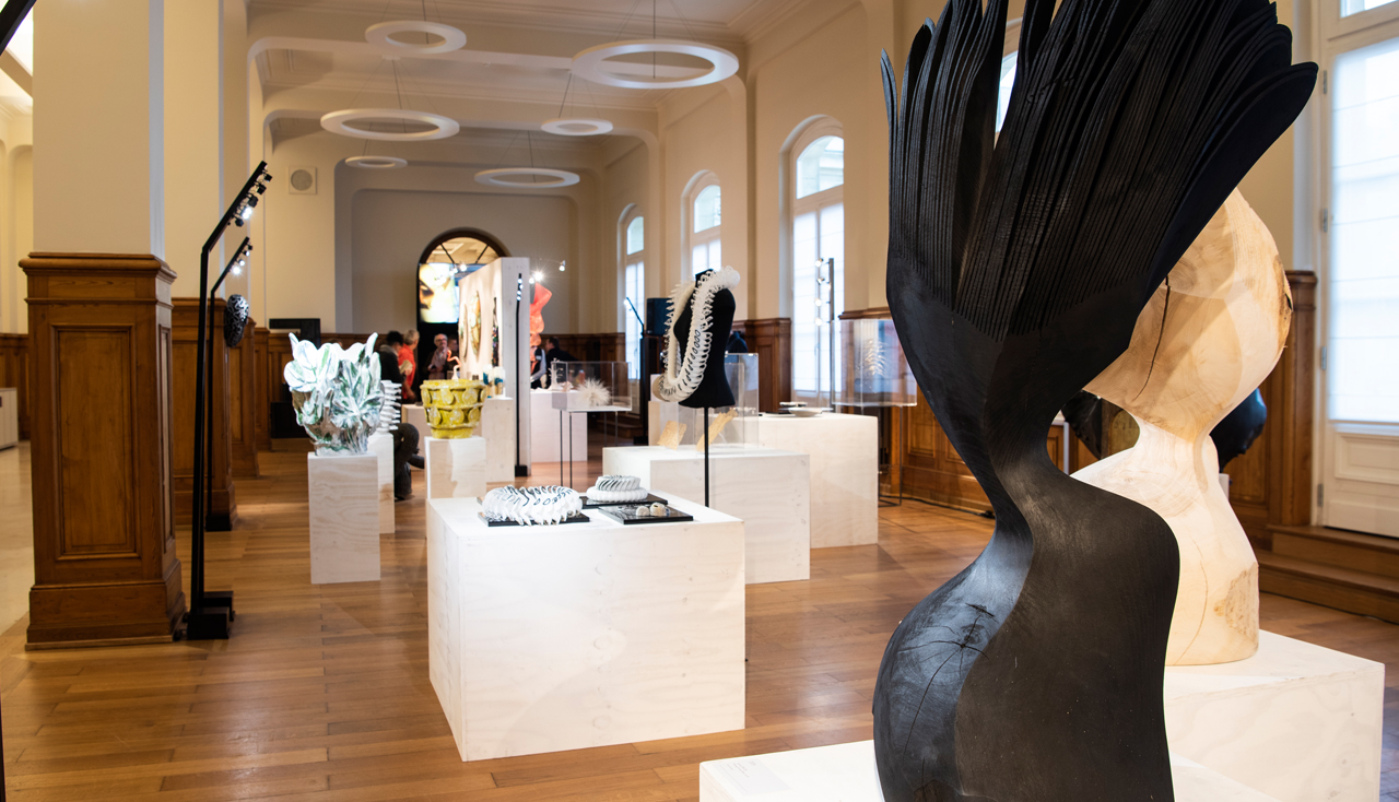 De Mains De Maîtres Luxembourg – THE FINE CONTEMPORARY CRAFT OF LUXEMBOURG,AT THE HEART OF EUROPE